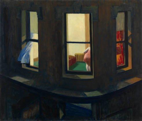 """Night Windows"""