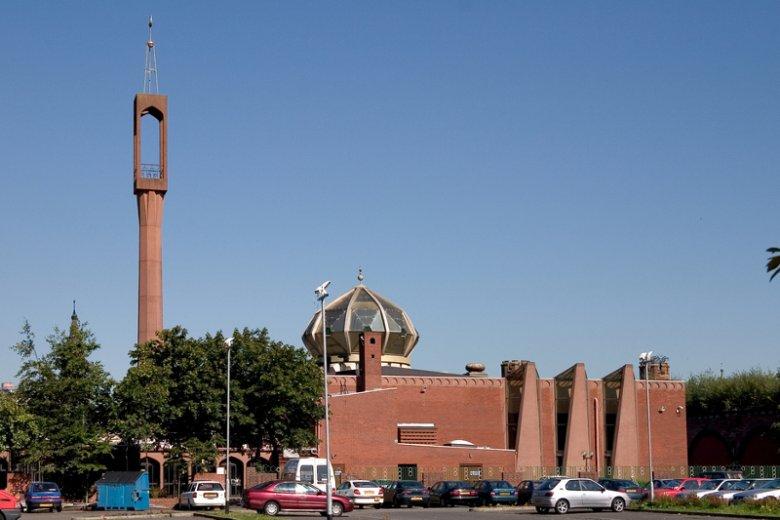 Szkocja - meczet w Glasgow