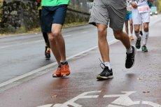 Okazuje się, że nie wszyscy na starcie biegu, są oficjalnymi uczestnikami. Zdjęcie poglądowe.