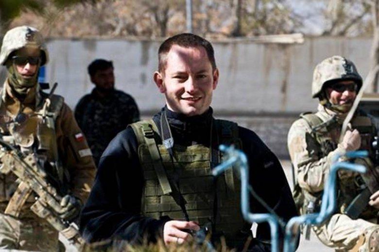 Marcin Ogdowski, autor bloga zAfganistanu.pl