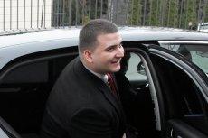 Bartłomiej Misiewicz pokajał się w radiowym studiu.