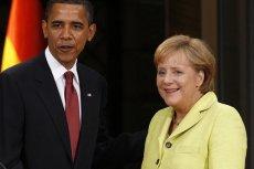 Stany Zjednoczone inwigilowały kanclerz Niemiec Angelę Merkel?