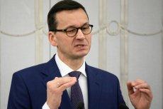 Mateusz Morawiecki jest zdania, że Polska słusznie zrobiła, odmawiając udziału w izraelskim szczycie V4.
