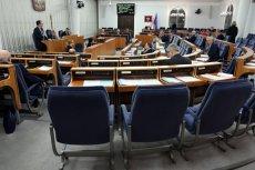 Pomimo braku kworum, Senat uchwalił nowe rozwiązania dot. składem ZUS. PiS zrobiło wszystko, aby udowodnić, że wszystko było w porządku.