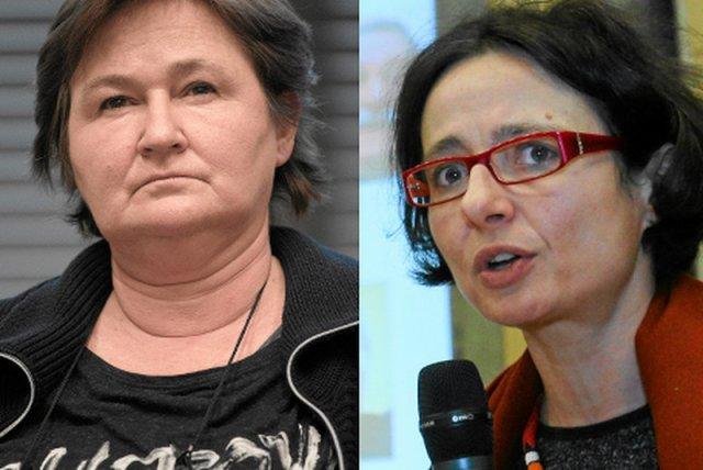 Dwie twarze polskiego feminizmu – ale feminizm ten sam.