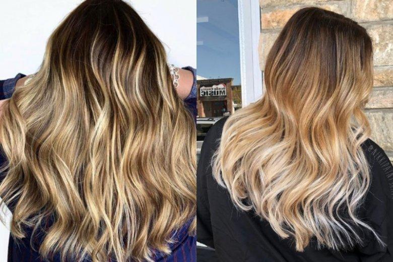 Toasted Coconut To Nowy Trend W Koloryzacji Włosów Zobacz Jak
