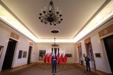 Prezydent Andrzej Duda nie chce być  strażnikiem żyrandola