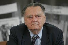 Były premier Jan Olszewski trafił do szpitala.