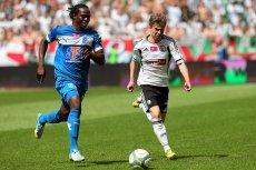 Legia wygrała z Lechem 1:0 i jest jużprawie pewna mistrza Polski