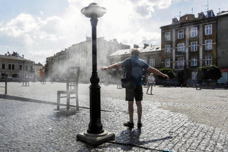 Środa będzie najcieplejszym dniem roku w Polsce.