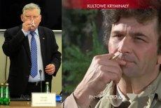 Marek Suski podczas  przesłuchania Michała Tuska zastosował strategię porucznika Columbo.