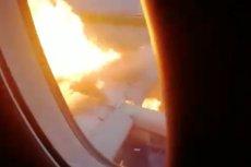 Pojawiły się drastyczne nagrania z katastrofy samolotu Superjet 100 na moskiewskim lotnisku Szeremietiewo.