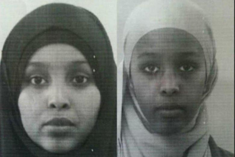 Leila i Ayan to bohaterki książki ''Dwie Siostry'' autorstwa Åsne Seierstad. Wychowane w Norwegii nastolatki ku rozpaczy rodziny zdecydowały się wyjechać do Syrii i dołączyć do ISIS