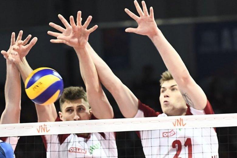 Polacy ulegli reprezentacji Iranu 3:2.