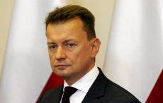 Mariusz Błaszczak uważa, że wczoraj na Krakowskim Przedmieściu protestowali turyści.