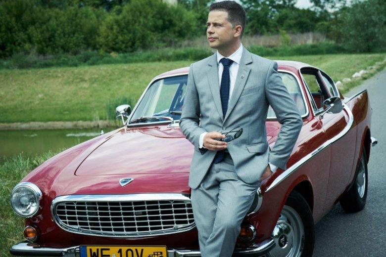 Autor materiału na co dzień pracuje jako PR manager Volvo Car Poland.