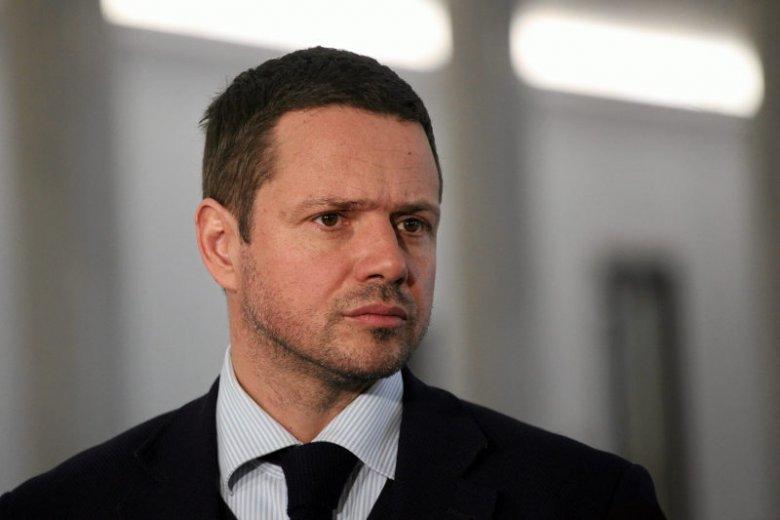 Rafał Trzaskowski nie porzuca ambicji  politycznych na krajowym podwórku.
