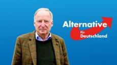 Lider Alternatywy dla Niemiec (AfD) Alexander Gauland