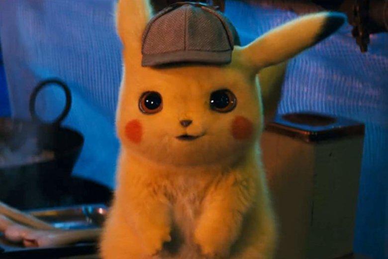 """""""Detektyw Pikachu"""" to jeden z najbardziej oczekiwanych filmów roku"""