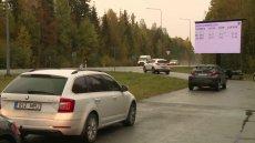 Kierowca złapany na przekroczeniu dozwolonej prędkości w Estonii nie musi płacić mandatu. Może zamiast tego zjechać na przymusowy postój.