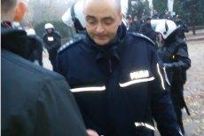 Policja w Radomiu wlepia mandaty kibicom
