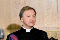 Ksiądz profesor Franciszek Longchamps de Berier