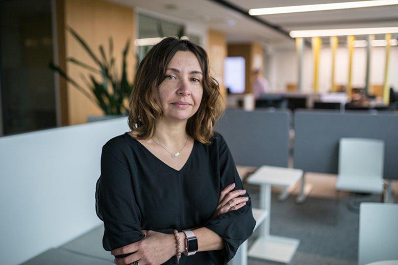 Magdalena Turlej od 11 lat pracuje w dziale IT globalnego banku Citi Handlowy