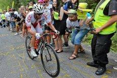 Problemy zdrowotne zmusiły Michała Kwiatkowskiego do wycofania się z tegorocznego Tour de Pologne