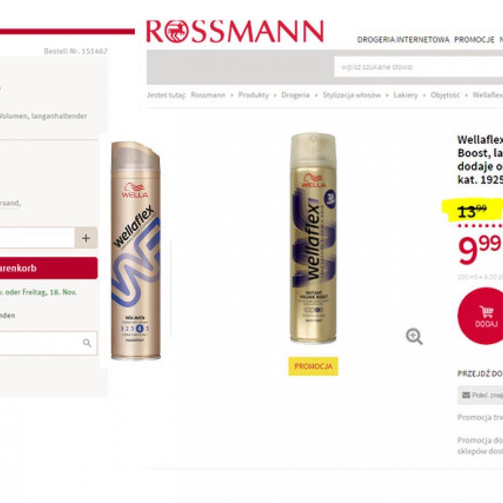 Spójrzcie Na Te Ceny Rossmann Uznał Polki Są Dwukrotnie
