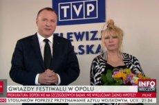 Maryla Rodowicz przekonywała, że w TVP nie ma cenzury, dzisiaj nie chce już namawiać Kayah do występu.
