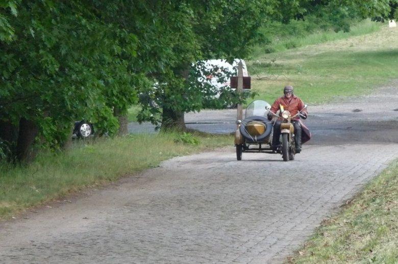 Grzegorz Mika stracił Harleya Davidsona, którego miał od pięćdziesięciu lat.