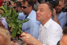 Policja chce ukarania organizatorów wiecu Andrzeja Dudy we Wrocławiu.
