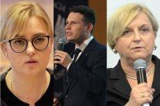 Kandydaci do europarlamentu w okręgu gdańskim.