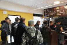 Zdjęcie z profilu Zahir Kebab w Toruniu – to przed tym lokalem doszło do tragicznej w skutkach bójki.