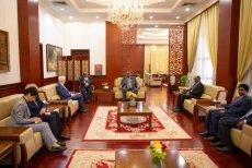 Wizyta szefa MSZ Jacka Czaputowicza w Sudanie.