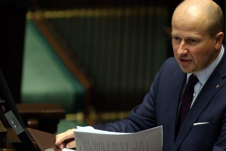 Kruszy się poparcie dla ustawy o Sądzie Najwyższym. Poseł Wróblewski wycofał podpis.