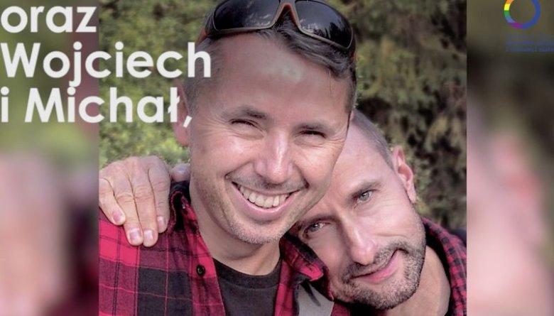 Wojtek i Michał mieszkają razem od 13 lat