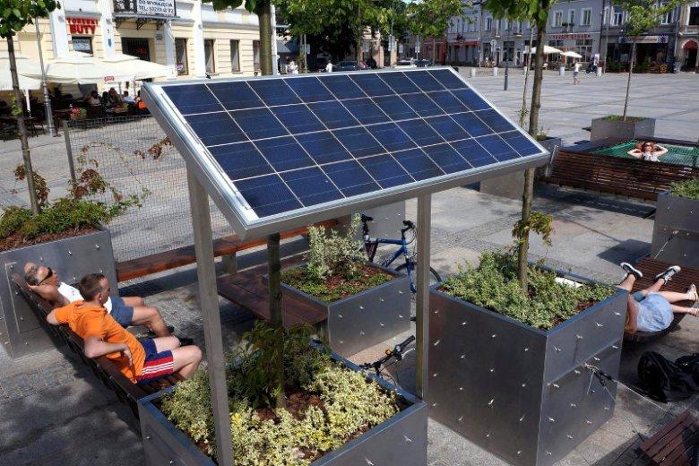 Solar w Kielcach