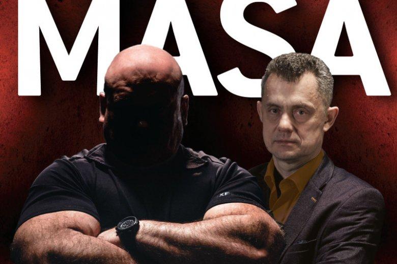 """Artur Górski i """"Masa"""" wydali już kolejną część opowieści o polskiej mafii."""