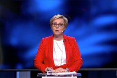 Posłanka Jadwiga Wiśniewska po raz kolejny zaliczyła poważną wpadkę...