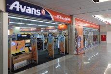 Sieć sklepów Avans ma w Polsce 250 oddziałów.