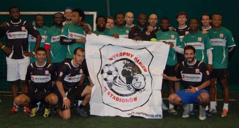 Tygodnie Akcji 2013 - Futbol Przeciwko Rasizmowi #footballpeople #fare #wykopmyrasizm