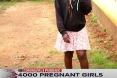 Kenia, region Machakos. W ciągu czterech miesięcy 4 tysiące nastolatek zaszło w ciążę.