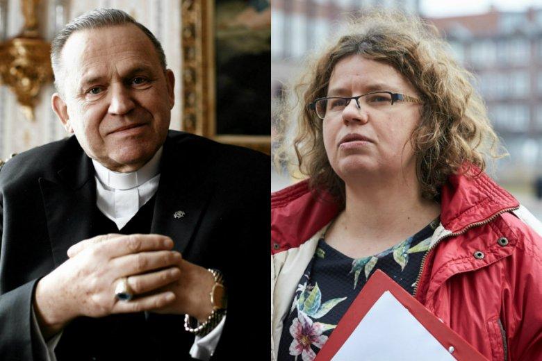 Lidia Makowska przyznała, że o zachowaniu księdza Jankowskiego wiedziała już w 1993 r. jednak nie miała wiary, że cokolwiek da się z tym zrobić.