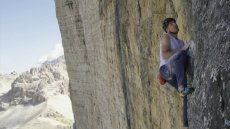 Dani Arnold ustanowił nowy rekord wspinaczki na Cima Grande
