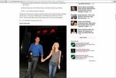 Artykuł o Joannie Krupie trafiłna stronę główną HuffPosta
