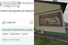 Pizzeria Avocado wysyłała wulgarne wiadomości z Facebooka do swoich niezadowolonych klientów. Jak dowiedziało się naTemat, padła ofiarą hakerów.