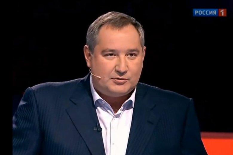 Wicepremier Rosji Dmitrij Rogozin ostrzega: Nie testujcie naszej cierpliwości ani siły