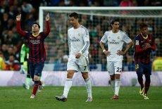 Cristiano Ronaldo nie był zadowolony z porażki Realu z Barceloną i obwinia o nią słabego sędziego