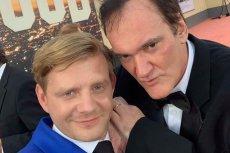 Rafał Zawierucha to pierwszy Polak, który zagrał rolę w filmie Quentina Tarantino